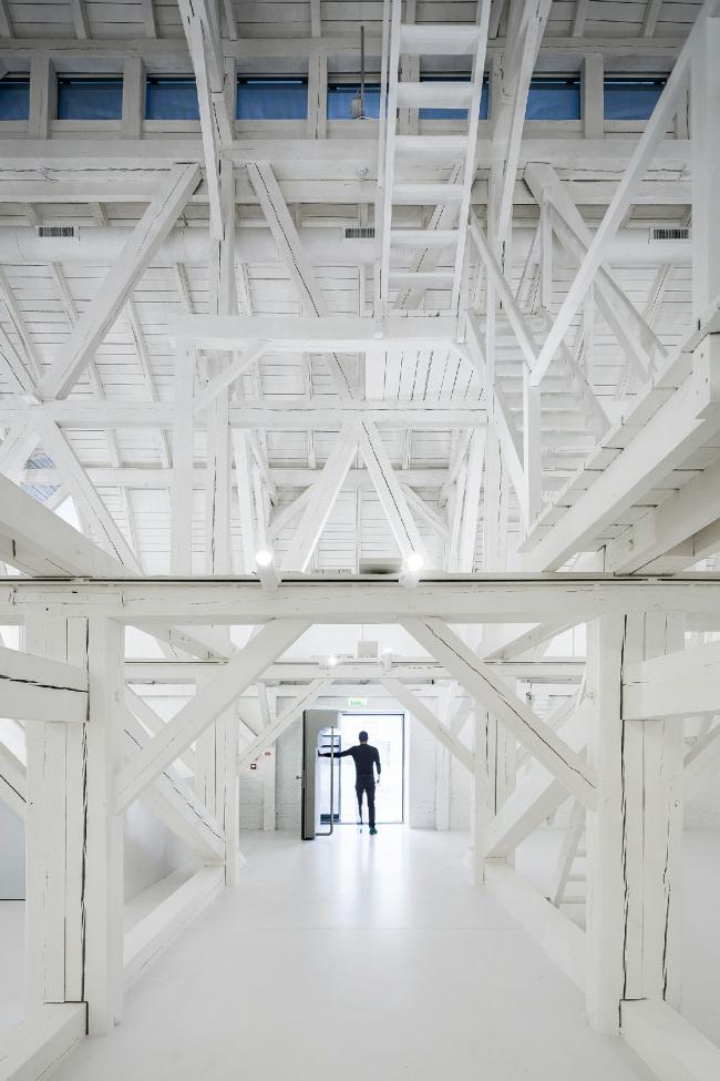 Реконструкция Латвийского национального художественного музея © Norbert Tukaj