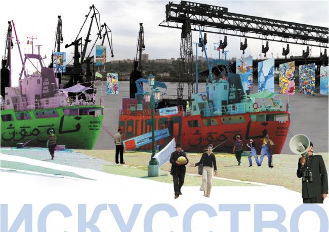 Итоги АРХ-десанта 2005 © ЦСА