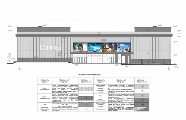 Реконструкция кинотеатра «Саяны» © ООО «Северин Групп». Предоставлено пресс-службой «Москомархитектуры»