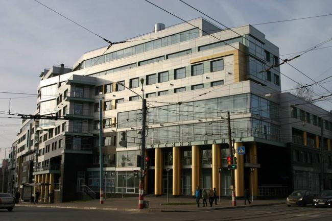 Бизнес-центр «Богемия Палас» © Творческая мастерская архитектора В.Борисюка