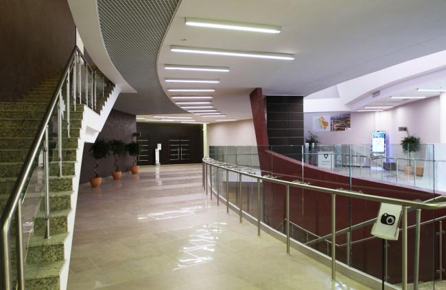 Здание музея в «Новом Иерусалиме». Реализация, 2013 © АО «Сити-Арх»