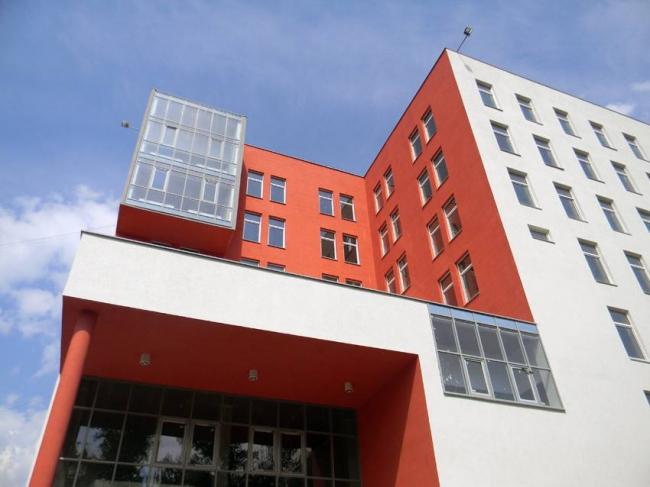 Административное здание на ул. Куйбышева © Архитектурное бюро «5 и 5»