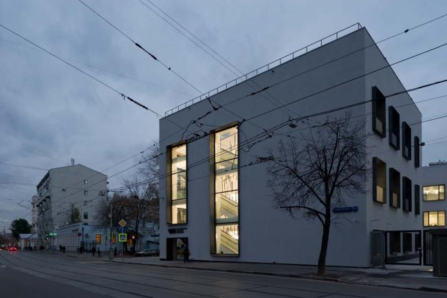 БЦ «Новокузнецкая 7». Kleinewelt Architekten
