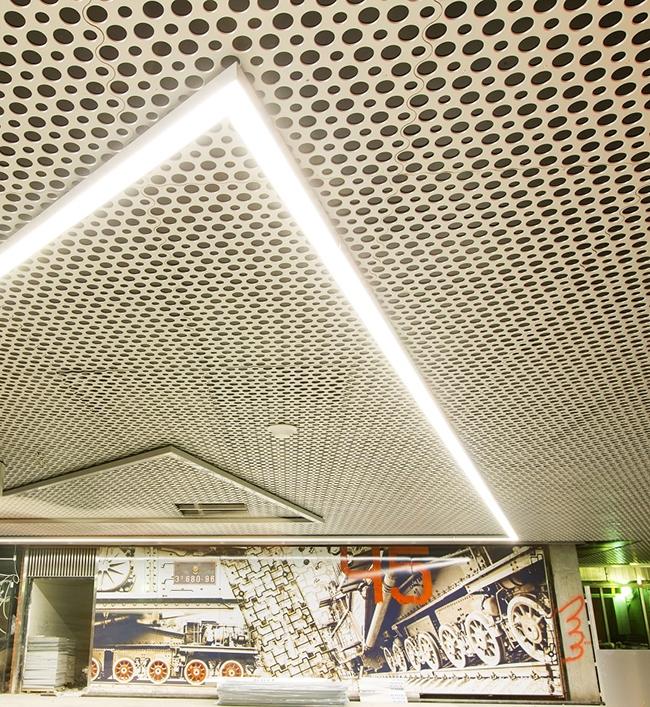 Станция метро «Минская», Москва. Проектировщик: «Метрогипротранс». Фотография предоставлена компанией «АСП-Технолоджи»
