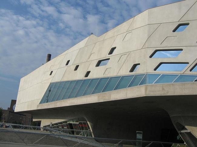 Научный центр «Фэно». Фото: Reinshagen via Wikimedia Commons. Фото находится в общественном доступе