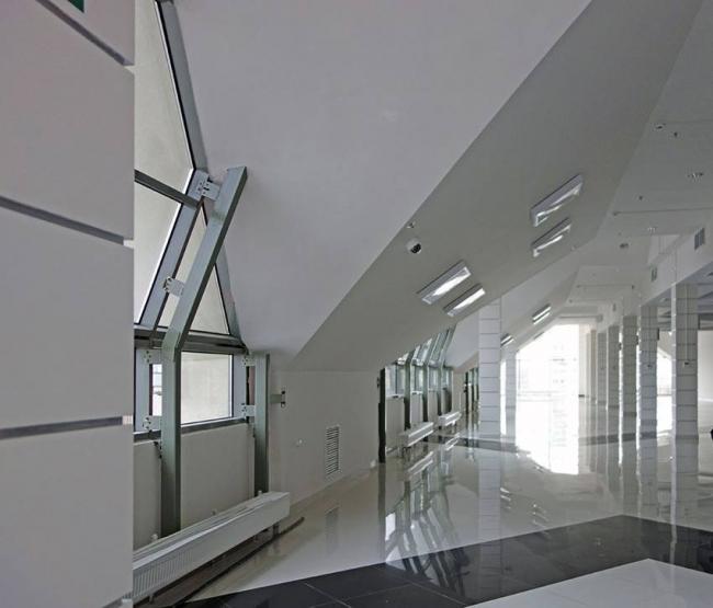 Каскад отель © Мастерская архитектора Чакрыгина