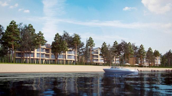 Жилой комплекс «Первая Линия. Life Energy Resort».