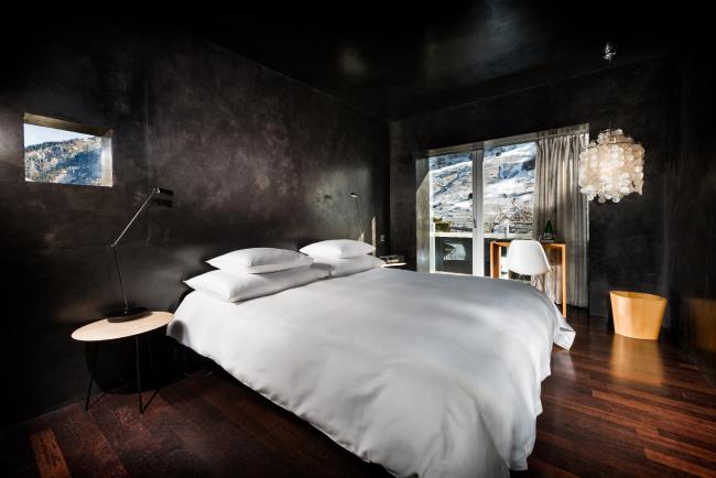 Проект Петера Цумтора © Global Image Creation – 7132 Hotel, Vals