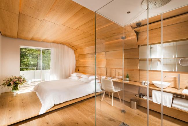 Проект Кенго Кума © Global Image Creation – 7132 Hotel, Vals