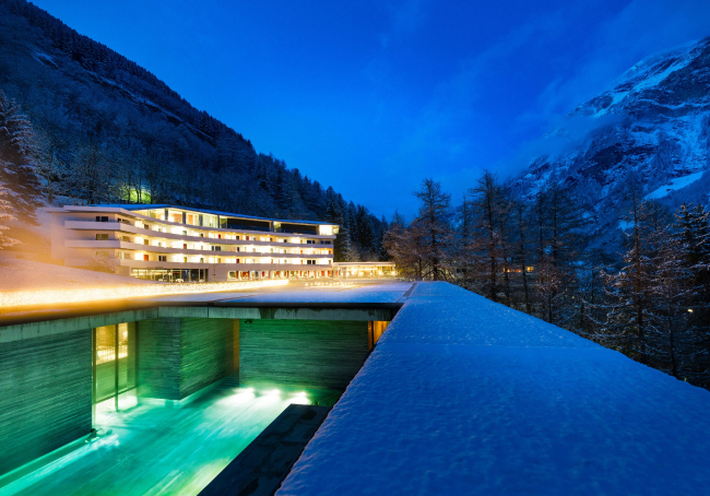 Отель 7132 © Global Image Creation – 7132 Hotel, Vals