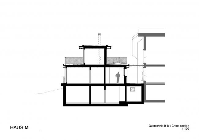 Частный дом House M © Jan Skuratowski Architektur