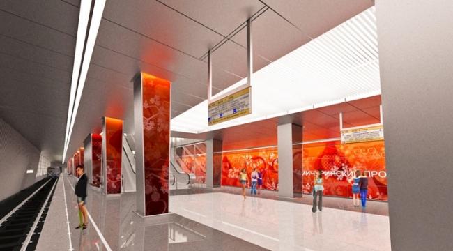Cтанция метро «Мичуринский проспект», 2016