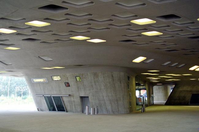 Научный центр «Фэно». Фото: Spyrosdrakopoulos via Wikimedia Commons. Лицензия CC-BY-SA-4.0