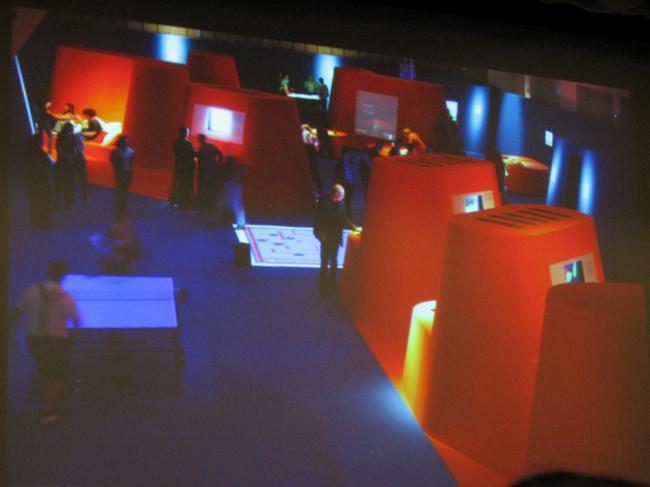 Выставка Gameworld. Gijon. Испания