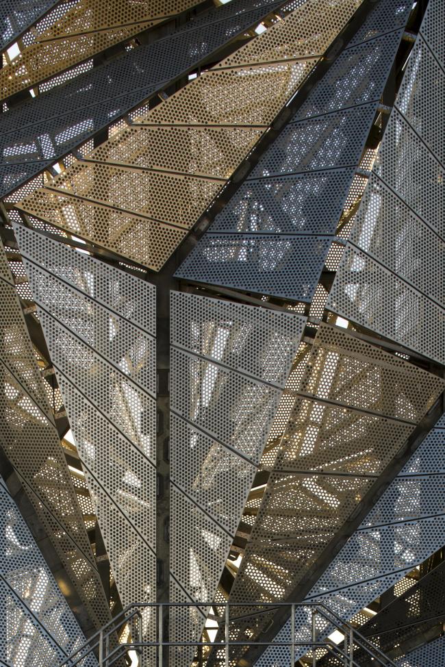 ТЭЦ на полуострове Гринвич © Mark Hadden