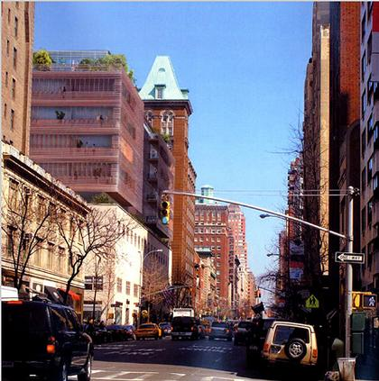980 Мэдисон Авеню. Проект. Май 2008