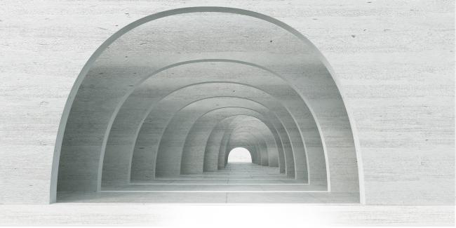 Арки. Проект флагманского завода «Сан-Пеллегрино» © BIG