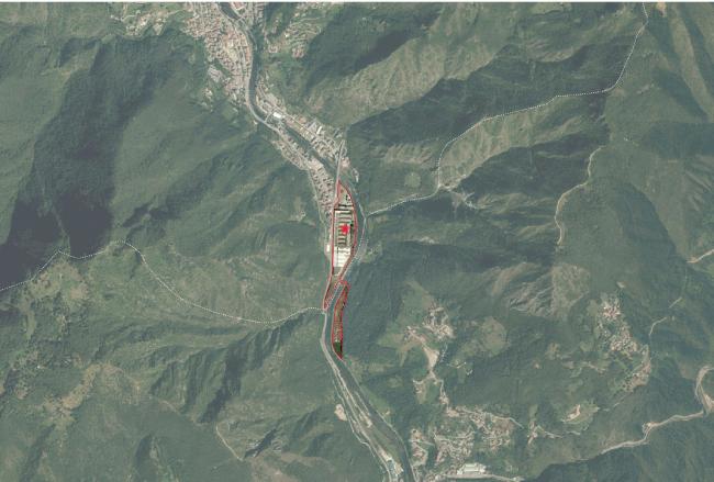 Крупный план. Проект флагманского завода «Сан-Пеллегрино» © BIG