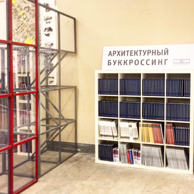 Изображение предоставлено пресс-службой Музея архитектуры им. А.В. Щусева