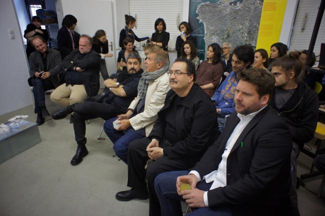 Презентация дипломных проектов группы Beirut Porocity. Рубен Григорян