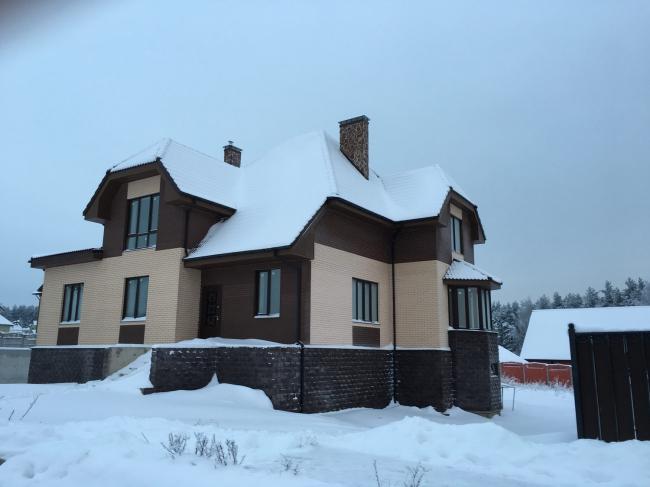 Коттеджный посёлок «Петровское Барокко» © Компания «Славдом»