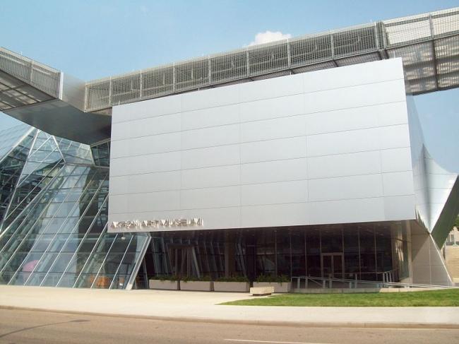Музей искусства Экрона. Фото:Sleepydre via Wikimedia Commons. Фото находится в общем доступе