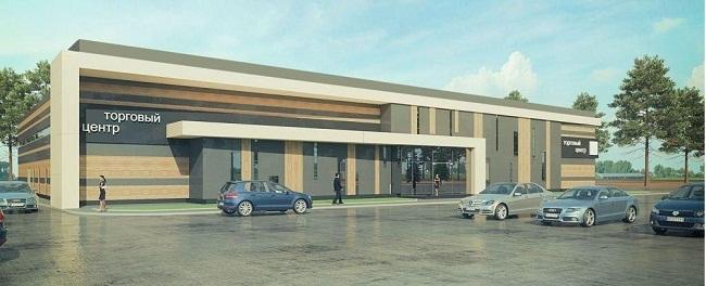 Торговый центр в Зеленограде © Проектировщик: «СПО СтройПроект». Предоставлено пресс-службой «Москомархитектуры»