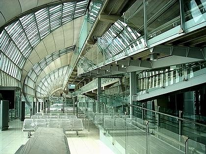 Аэропорт «Суварнабхуми», Бангкок