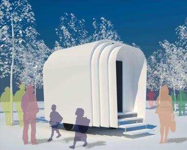 Проект «Самого маленького кинотеатра в мире»