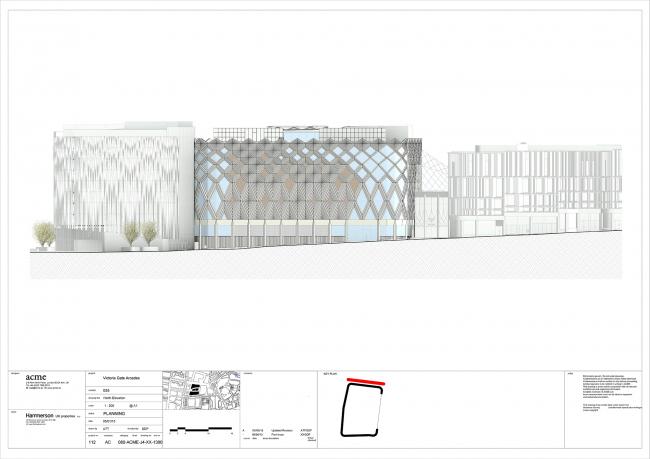 Торговый комплекс Victoria Gate © ACME