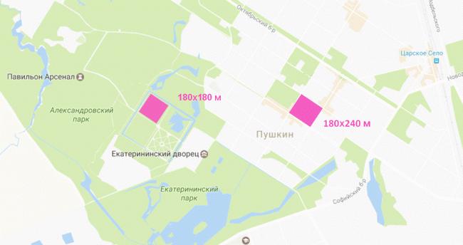 Жилой микрорайон в Пушкине © Студия 44