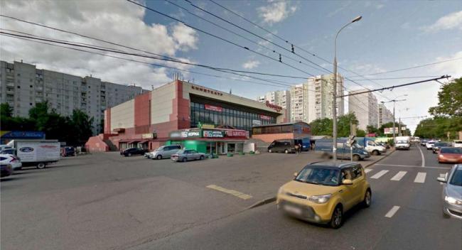 Реконструкция кинотеатра «Будапешт». Существующее положение