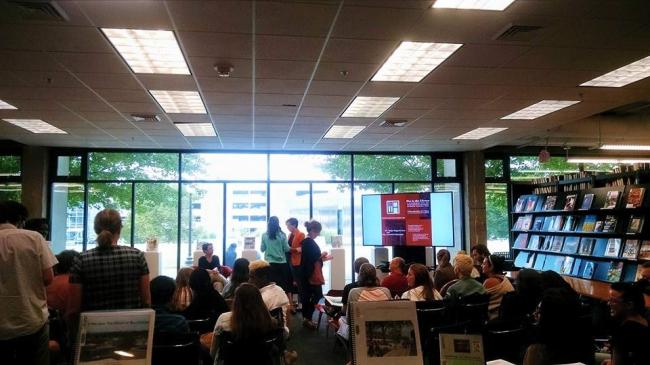 Симпозиум с награждёнными Призом Милки Близнаковой  в 2016 году:  др.Инес Моиссет (Аргентина) за проект «Женщины архитекторы в электронном пространстве» и др.Таня Попелрейтер (Великобритания) за проект исследования «Женщины архитекторы в эмиграции до 1940 года».