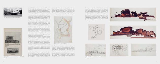 Разворот из книги Кристиана де Портзампарка «Рисунки и дни». Париж, издательство «Соможи», 2016 / www.somogy.fr