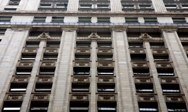 3. Здание Континентального коммерческого банка в Чикаго, арх. Д.Бернхейм, 1912