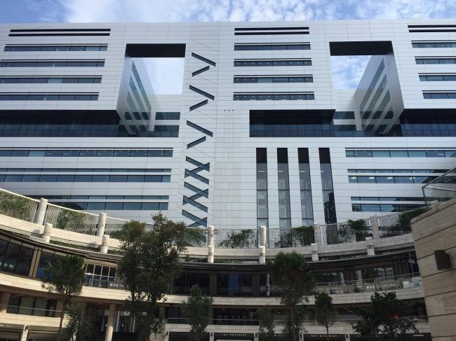 Офисный комплекс 5 Broadgate – штаб-квартира компании UBS