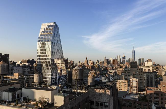 Башня 35XV © David Sundberg/Esto