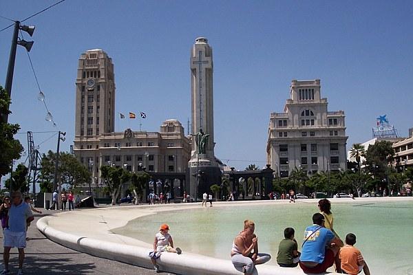 Площадь Испании – реконструкция. Фото: Enrique Castrillo Núñez via Wikimedia Commons. Лицензия CC-BY-SA-2.5-ES