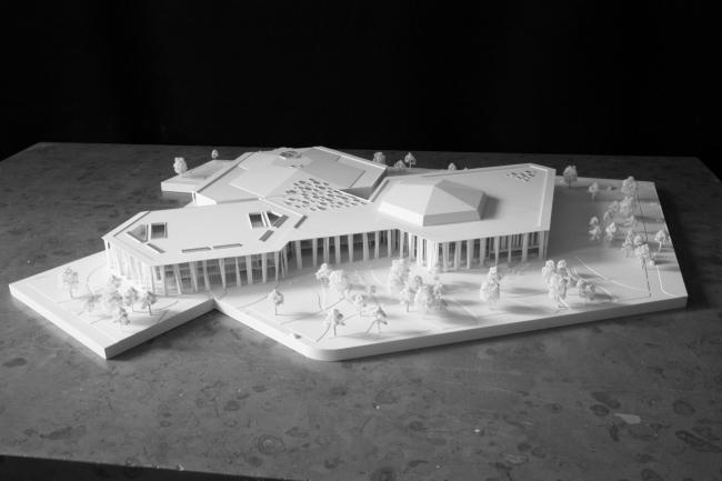 Дворец музыки и конгрессов – реконструкция © Dietrich | Untertrifaller Architekten & Rey-Lucquet et associés