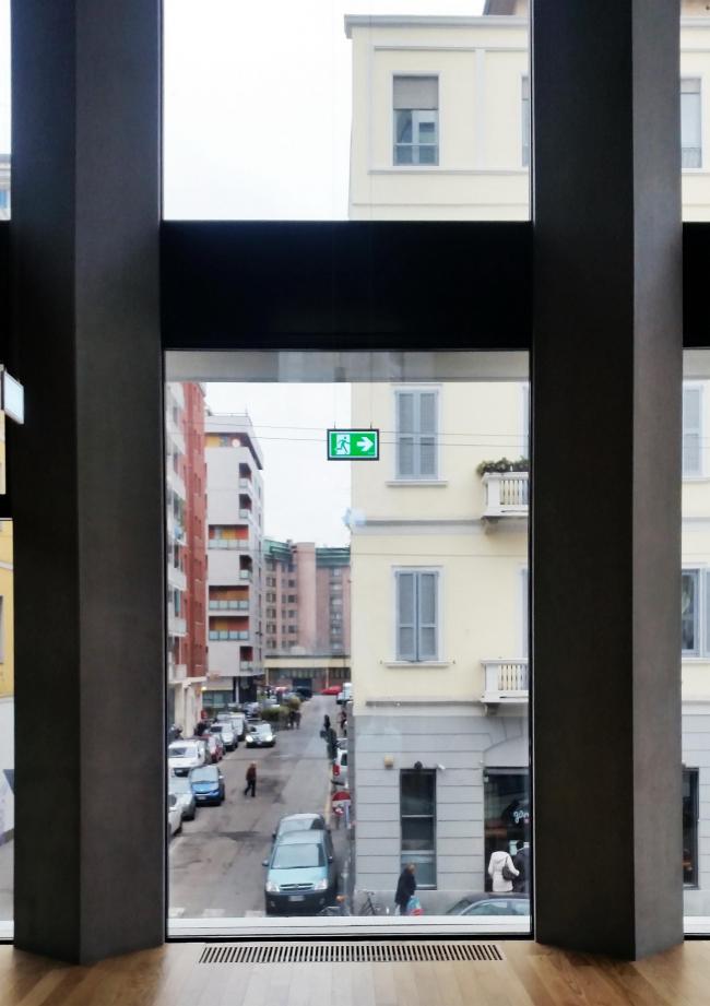 Комплекс Feltrinelli Porta Volta © Milica Alempic