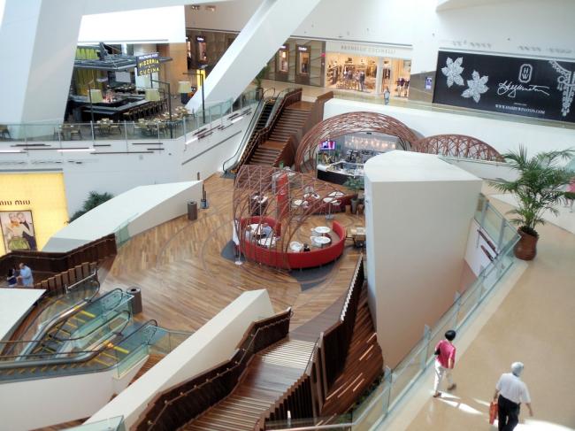 Торговый центр комплекса CityCentre. Фото: Jim G via flickr.com. Лицензия CC BY 2.0