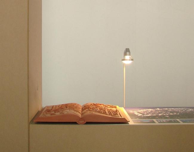 Библиотека иностранной архитектуры – «международный павильон» биеннале