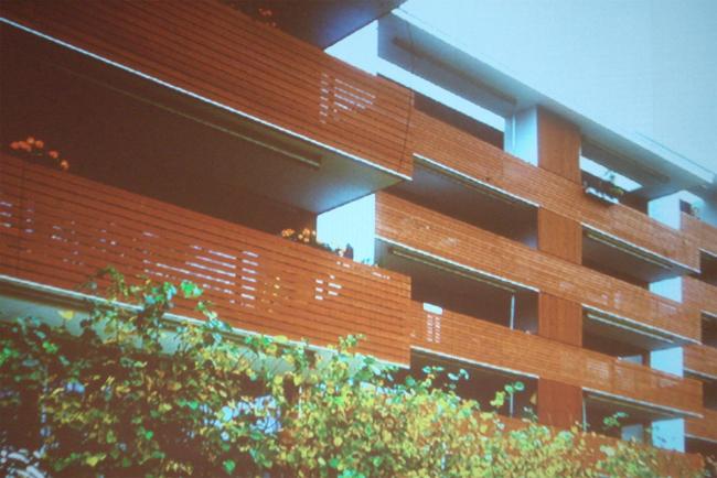 Кристиан Суми. Так реконструирут здания конца 1960-х гг. в Швейцарии