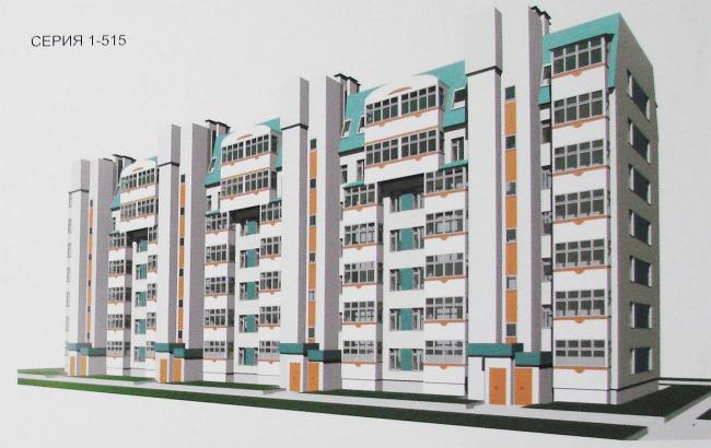 Так собираются реконструировать в Москве. «Проекты реконструкции 5-этажных жилых домов с надстройкой и для массового применения»