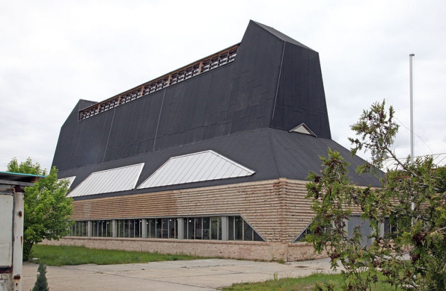 Шляпная фабрика Friedrich Steinberg, Herrmann & Co. в Лукенвальде. Фото: Lumu via Wikimedia Commons. Лицензия Creative Commons Attribution-Share Alike 3.0 Germany