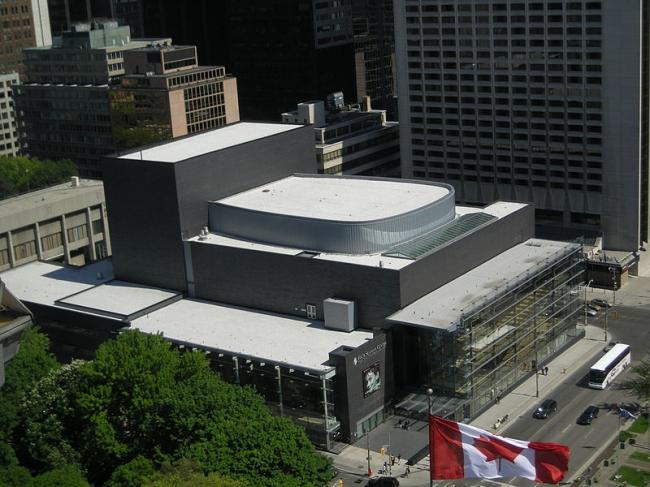 Центр исполнительских искусств Four Seasons. Фото: Neal Jennings via Wikimedia Commons. Лицензия CC-BY-SA-2.0