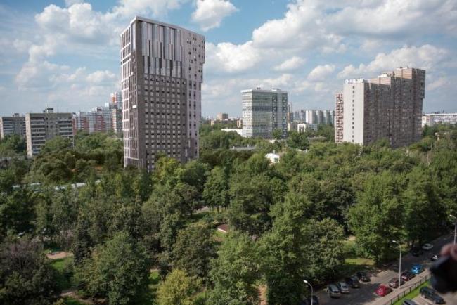 Жилой дом на бульваре Генерала Карбышева © А-Проект.к. Предоставлено пресс-службой «Москомархитектуры»