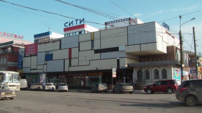 Торговый центр «Сити» на улице Фильченкова © Мастерская Пестова и Попова
