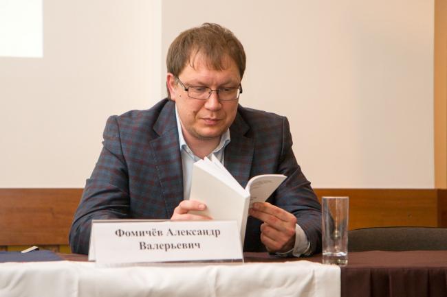 Александр Фомичев, эксперт компании Rockwool. Фотография предоставлена компанией Rockwool