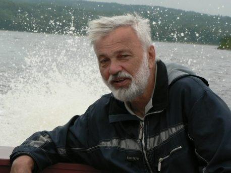 Юрий Веденин. Фотография с сайта archnadzor.ru